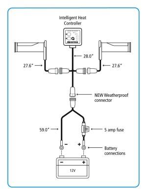 Snowmobile Thumb Warmer Wiring Diagram  Wiring Diagram
