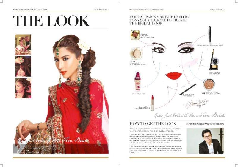 L Oreal Bridal Makeup Packages Mugeek Vidalondon