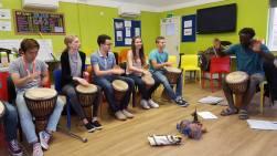 drumming workshop RP