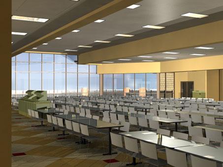 RE Warner Amp Associates Inc Cafeteria Remodels