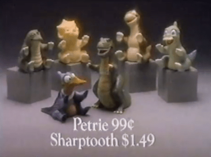 The Land Before Time Puppets You Forgot Were Your Only