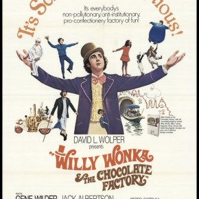 Episode 195- WILLY WONKA & THE CHOCOLATE FACTORY