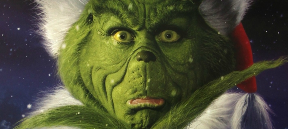 302- DR. SEUSS' HOW THE GRINCH STOLE CHRISTMAS