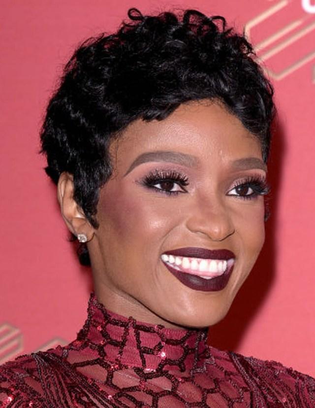 curly short wig capless for black women