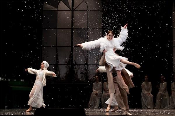 Призрачная красота балета: в Саратове показали балет ...
