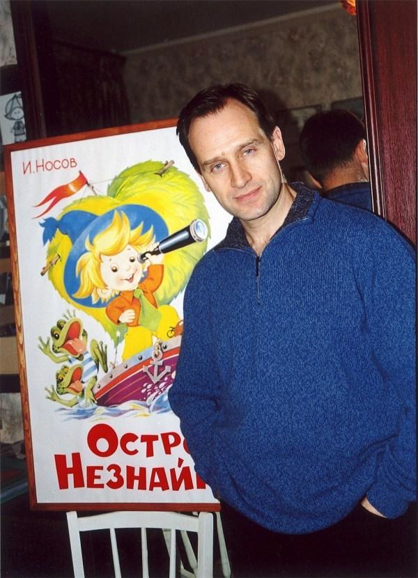 """Игорь Носов: """"Детская литература без поучительности – все ..."""