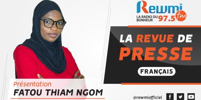 Revue De Presse Fatou Thiam Ngom