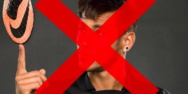 Neymar et la marque Nike se séparent