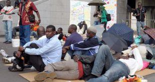 Le calvaire des Sénégalais de France