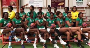 Handball : Les Lionnes face à la Guinée ce soir