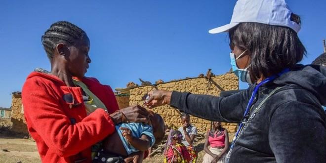 Poliomyélite :1.226 cas enregistrés en 2021, contre 138 en 2018