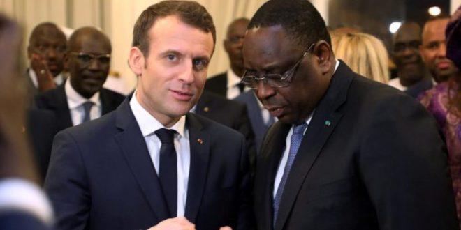 Macron giflé, Macky Insulté