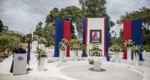 Haïti: Funérailles de Moïse, Les hommages continuent