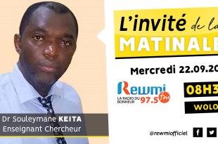 Dr Souleymane Keita