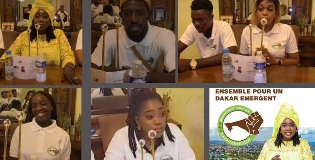 Locales 2022: Aminata Fall lance «Dakar émergent»