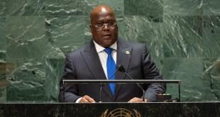 Nations Unies: Le président de la RDC plaide