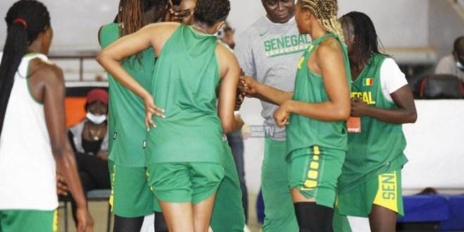 Afrobasket: Les Lionnes face à la sélection locale à 18h00