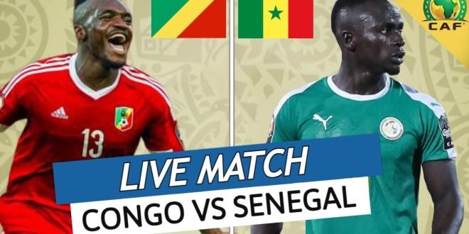 Congo vs Sénégal