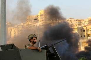 Beyrouth : Plusieurs morts lors d'échanges de tirs