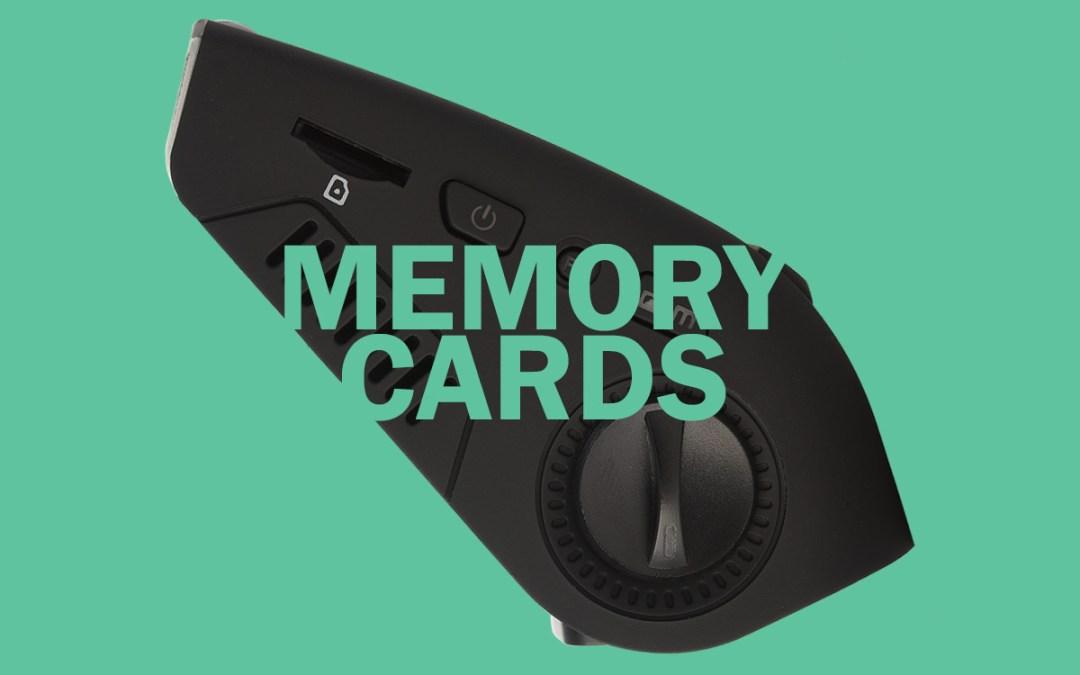 Choosing a Memory Card