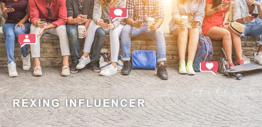 INFLUENCER PAGE