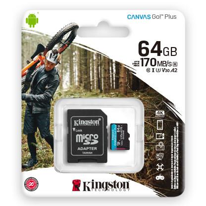 Canvas Go Plus 64GB