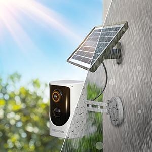 HS01 100 Solar Power Weatherproof 1