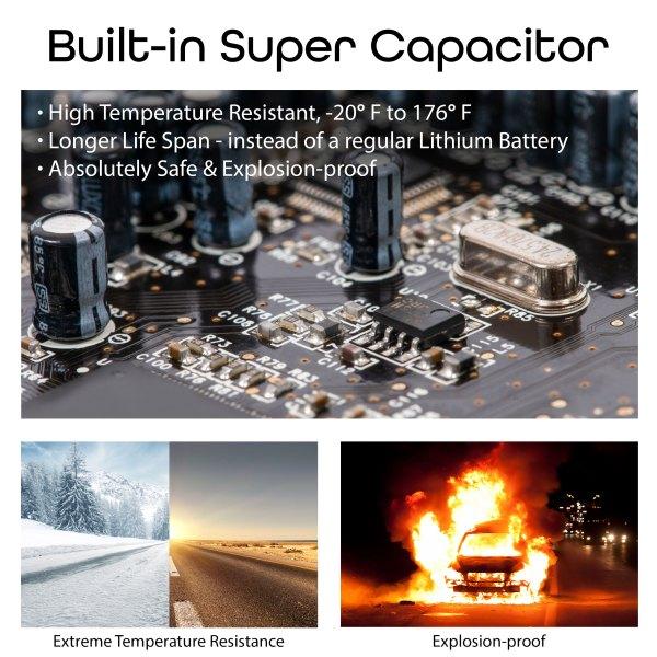 V3 Supercapacitor