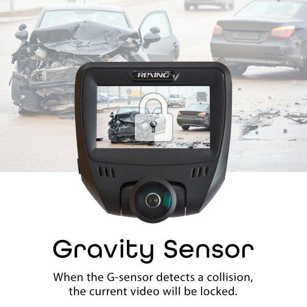 V360 G sensor