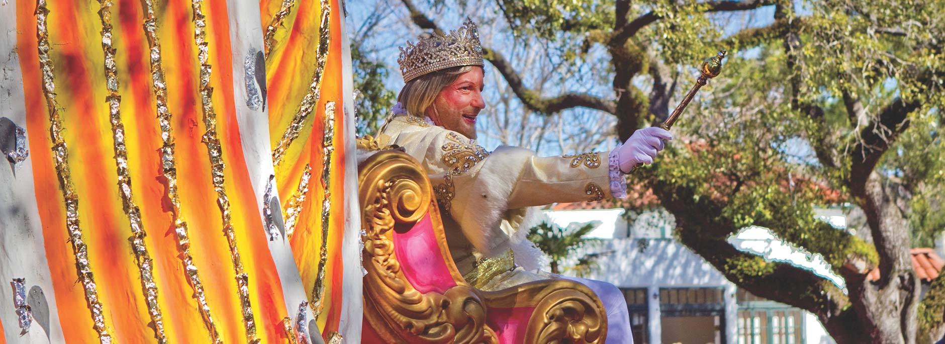 Rex King Of Carnival