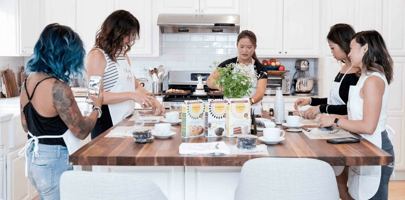 A Peek Into My Intimate Brunch and Baking School Event
