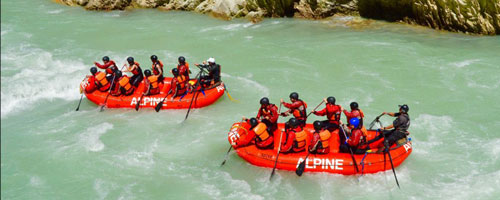 Rezgo is the best river rafting booking software