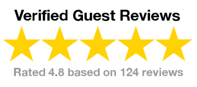 Show customers your verified guest reviews rating and protect your reputation from fake reviews