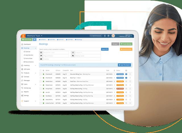 Customer Management Screen