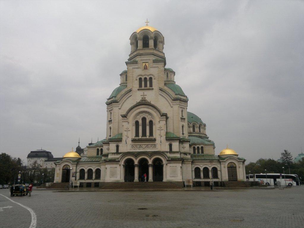 100 The St. Alexander Nevsky Cathedral