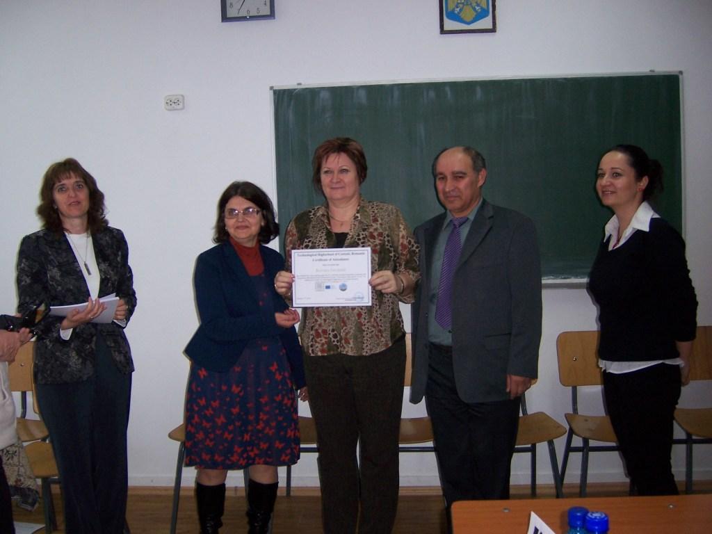 104 Certificates of Attendance