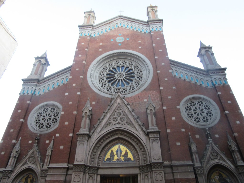 27. Catholic church in Istanbul