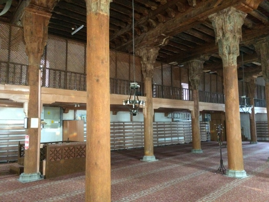 6. The old mosque