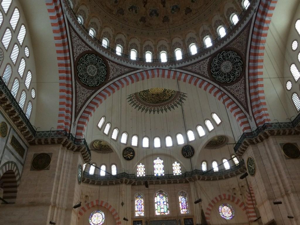 100. The Süleymaniye Mosque
