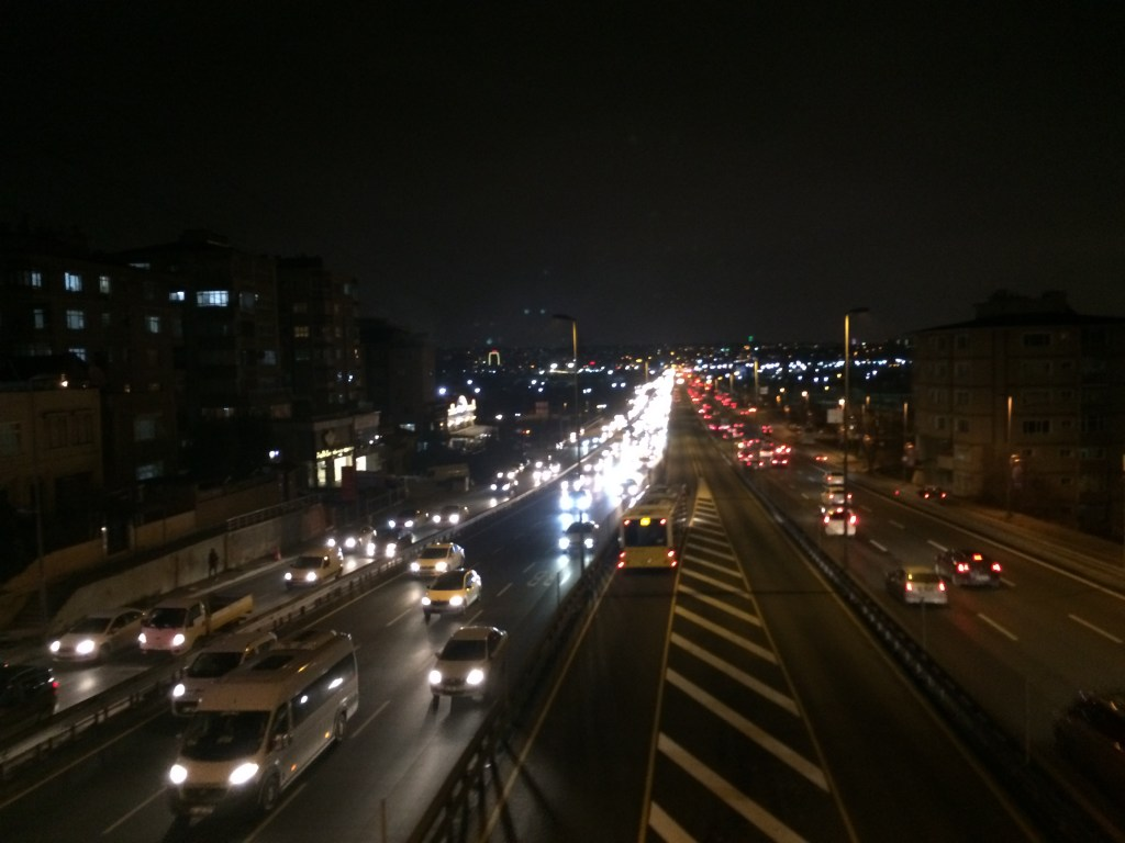 49. A walk around Istanbul
