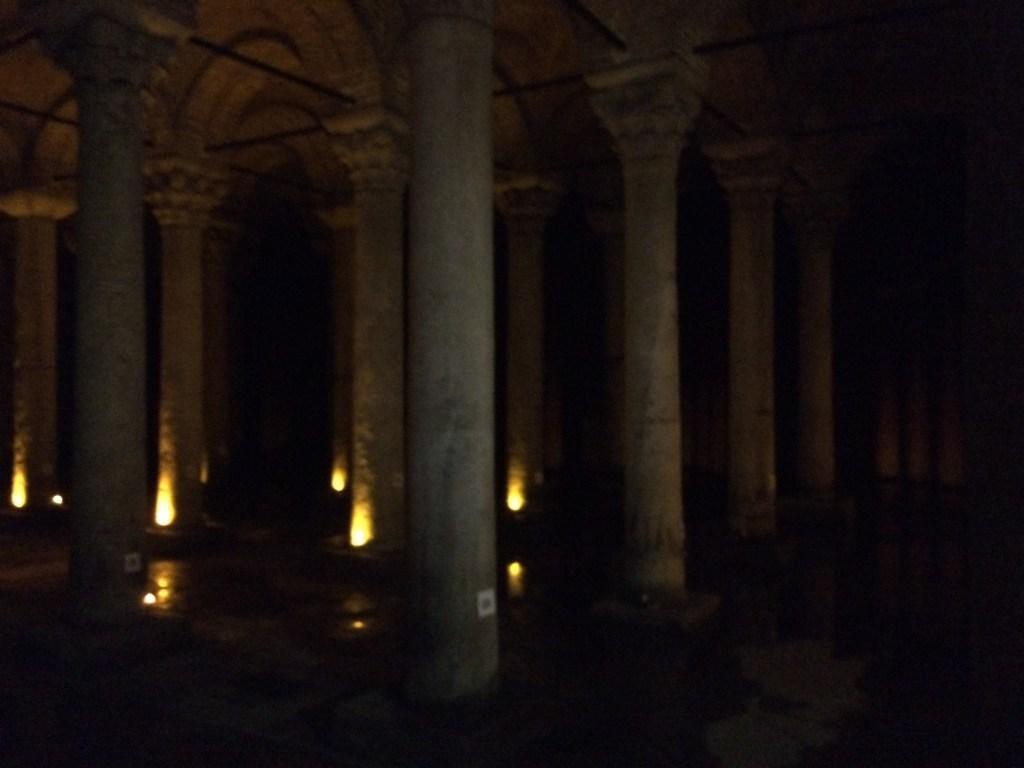 55. The Basilica Cistern