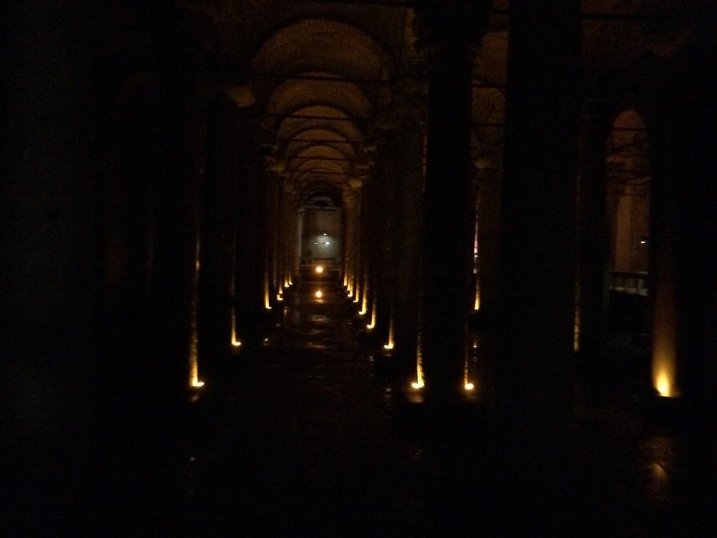56. The Basilica Cistern