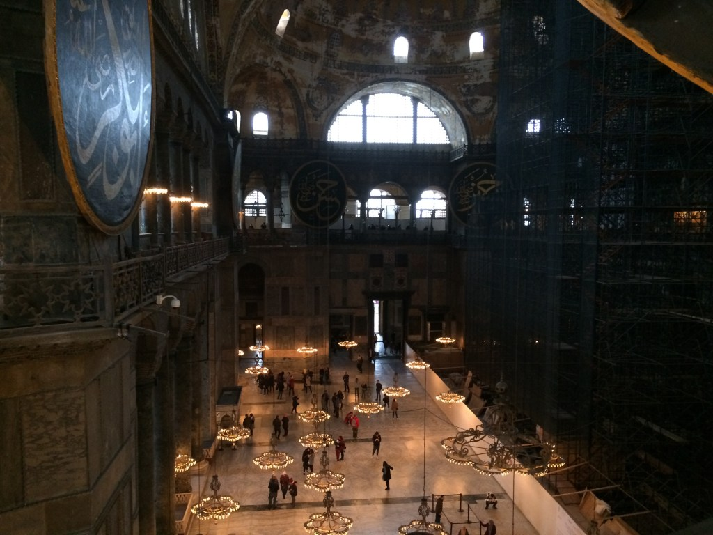 72. Hagia Sophia