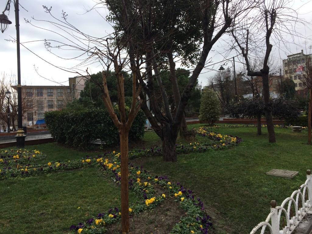 81. A walk around Istanbul