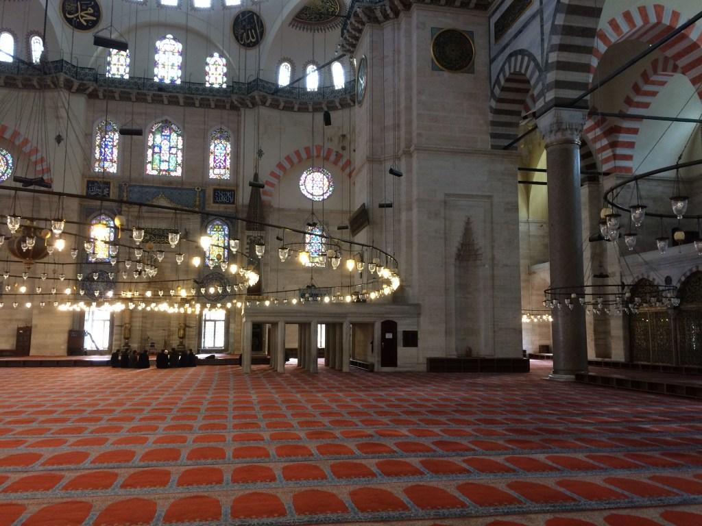 94. The Süleymaniye Mosque