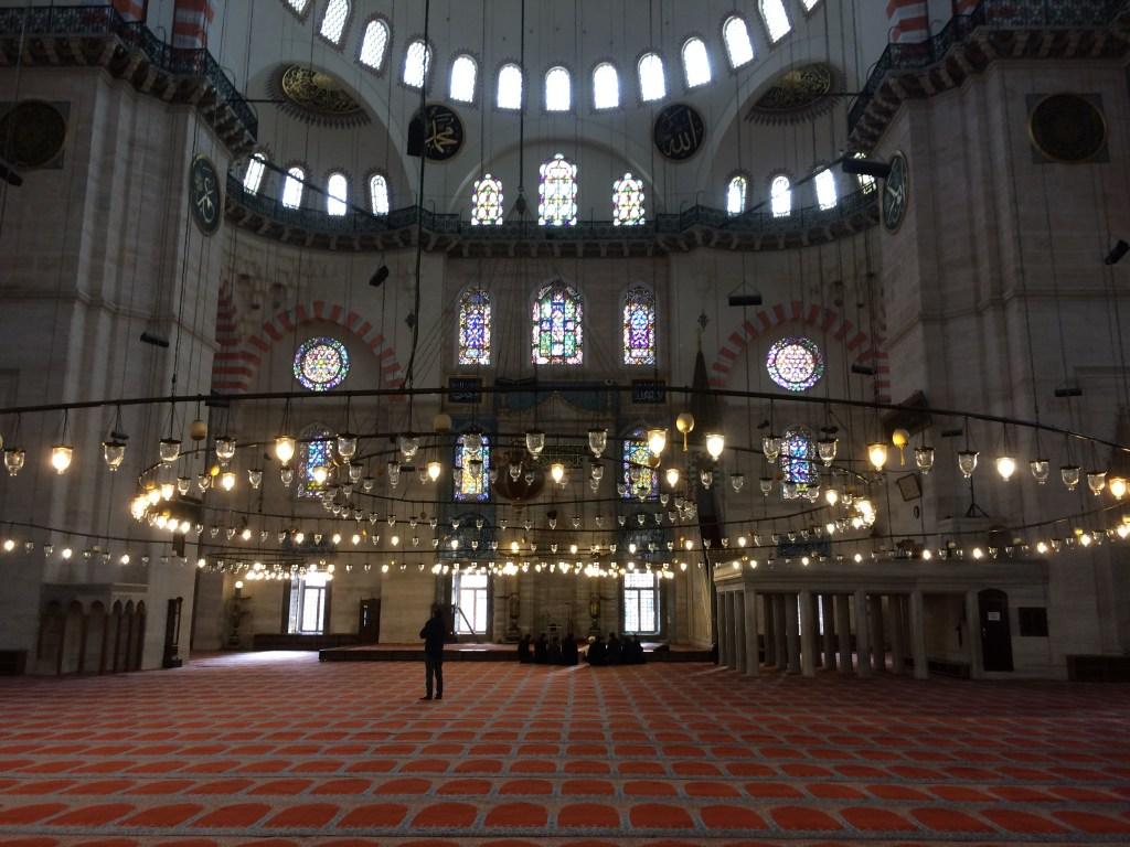 95. The Süleymaniye Mosque