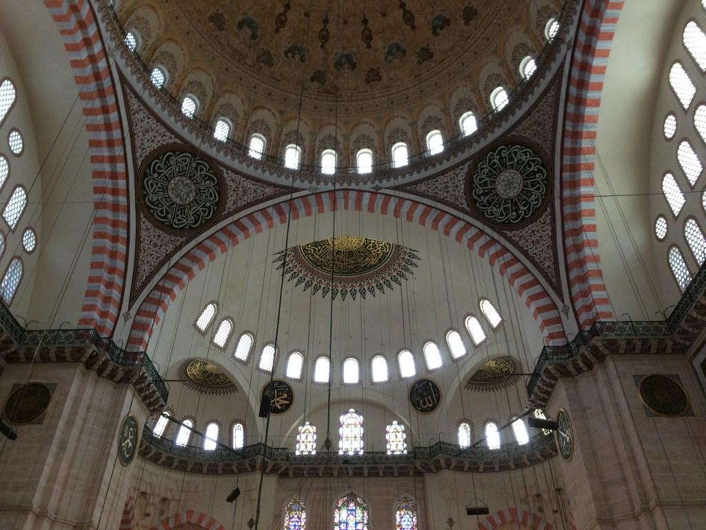 97. The Süleymaniye Mosque