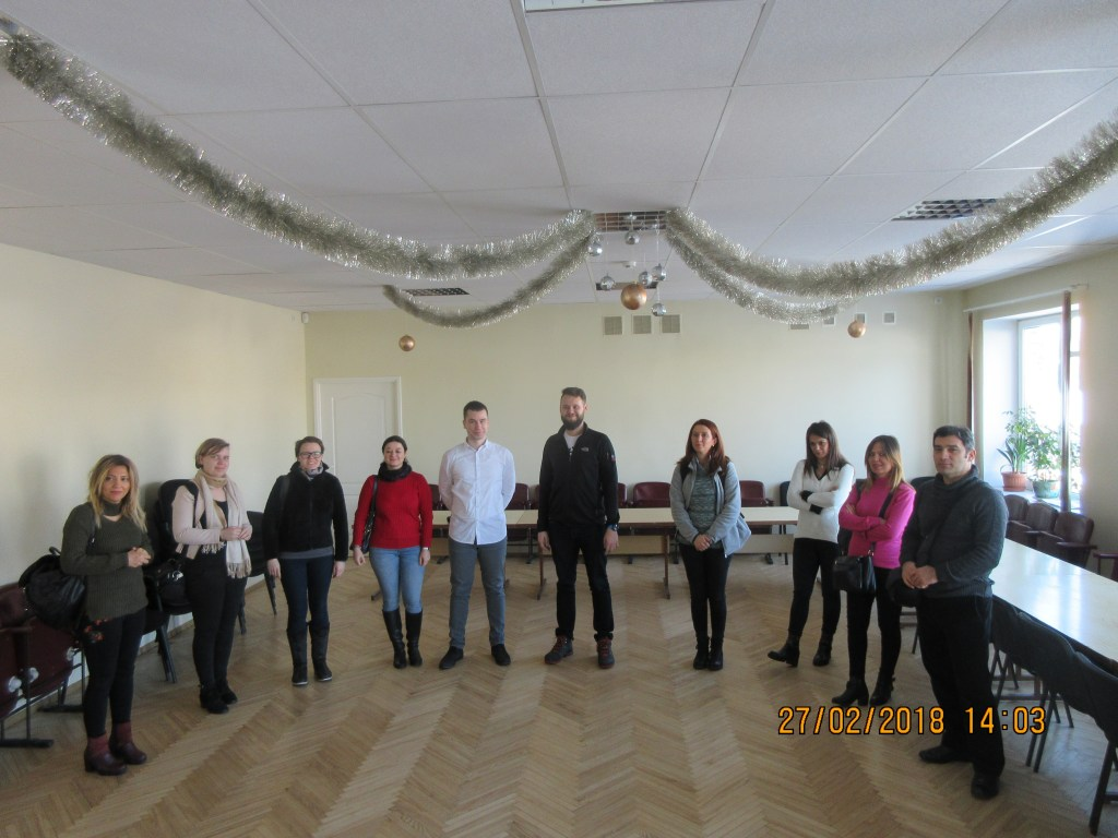 65. Visiting the Rezekne department of the Latvian Association of the Deaf