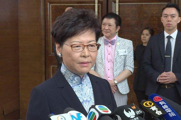 修訂《逃犯條例》火頭一個接一個 劉鑾雄申請司法覆核阻止
