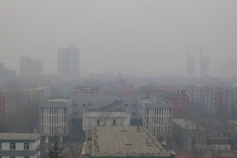 Toxins Found In Beijing Smog